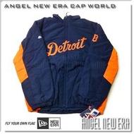 【ANGEL NEW ERA】MLB Majestic 底特律老虎 限量進口球員外套 最後數量~