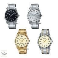ของแท้ นาฬิกาข้อมือ Casio ผู้ชายรุ่น MTP-V001 สายสแตนเลส พร้อมกล่อง