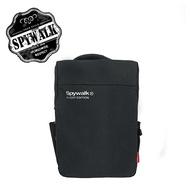 SPYWALK 韓款型男後背包 附USB充電孔 NO S8031