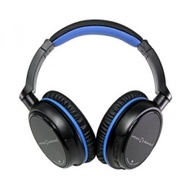 Head Bands Bluetooth Headphones Over Ear, Hi-Fi Stereo Wireless Headset, Soft Earmuffs, Built-in Mic and Wired Mode for PC, Smart Phone, Tablet and Smart TV, Includes Travel Case, HB-BT30, Blue - intl