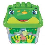 費雪 美高動物造型大大積木桶-青蛙