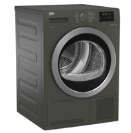 Beko 8kg Heat Pump Dryer DS8433RX1M with EcoGentle Technology