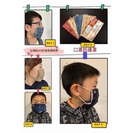 ❤️台灣純手工製(台灣布料)「40支透氣精梳棉」口罩防護罩❤️(✖️不含口罩)