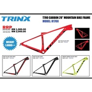 TRINX MTB 29 CARBON FRAME MOUNTAIN BICYCLE  FOR 29RIM/TIRE