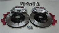 浩瀚精品 UP大四活塞 同 MRD VTTR A33直上 5孔114 300MM碟盤 日本製 全新品 BREMBO AP ENDLESS JBT KIDO