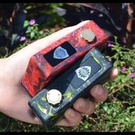 【迷霧天堂】正品Leon Squonk Box Mod 機械盒含GoKon BF RDA 絕配組合