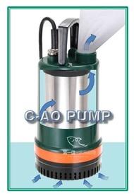 [第一佳水族寵物] 台灣奇格C-AO [PR-120(1/6HP)] 沉水抽水馬達.幫浦(長時間魚池流水造景推薦機種)