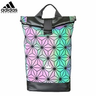 Limited Edition Adidas x Issey Miyake 3D Urban Mesh Roll Up Backpack Bag women bag Shoulder Bags