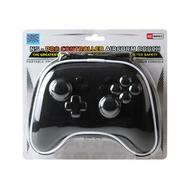 Project Design - Nintendo Switch Pro 遊戲手制控制器收納包保護包 Switch配件 (黑色)