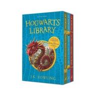 Asia Books หนังสือภาษาอังกฤษ HOGWARTS LIBRARY BOX SET, THE (3 BOOKS) ด่วน ของมีจำนวนจำกัด