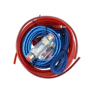 Car Audio Speakers Wiring kits Cable Amplifier Subwoofer 10GA Wires Installation Kit Speaker X6V5
