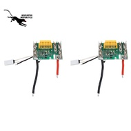 2x PCB Circuit Module Board Parts For Makita Backup Battery For PCB Li-Ion 18V Battery Makita 18V