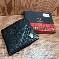 👽-Emilio Valentino荔紋黑色皮夾