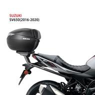 【台灣公司貨】SHAD 專用後架 SUZUKI SV650 搭配 SH39 後箱組合 總代理 摩斯達有限公司