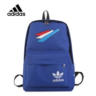 Retro unisex Travel sports Ladies casual bag Adidas Backpack Adidas Backpack กระเป๋าเดินทาง Adidas