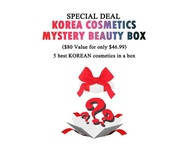 Mystery Beauty Box 5 Best Korean Cosmetics in a Box for Surprise Gift#Dab1021