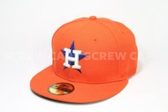【ScrewCap】NewEra MLB 休士頓太空人隊 正式球員帽 59FIFTY