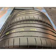 *正順車業* 中古輪胎 中古胎 落地胎 維修 保養 底盤 型號:255 45 19 米其林 PSS X2條