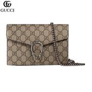 Gucci Dionysus Dionysus woc tiger head buckle presbyopia flap envelope bag shoulder messenger chain bag size 20*13*6