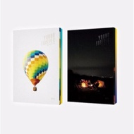 BTS- YOUNG FOREVER Special Album 2CD+POSTER+ Photo Book+2photocard VERION RANDOM - intl