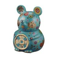 【現貨】洪易 鼠來金寶 大隻 【洪易藝術家創作】 禮坊 Rivon-2020 限定鼠來寶 瓷器