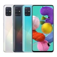 【SAMSUNG 三星】Galaxy A51 超強4鏡頭手機(6G/128G)