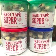 Ragi Tape Super Cap Kumbang Tape Singkong Ketan MMBP