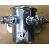 通用型 12V尾門馬達升降繼電器 電桶型 長時間 貨車尾門用