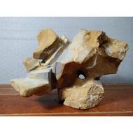 太極石雕大師蘇瑞鹿 龜甲石 勢如破竹