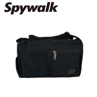 SPYWALK 簡約素面側背包 NO:2738
