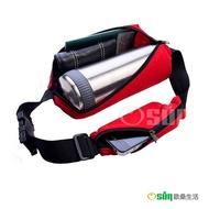 【Osun】魔術隱形腰包、霹靂腰背包 一大袋一小袋(6入款-九色可選CE-158A合)