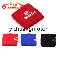 Brembo Style Brake Clutch Oil Pot Cover Sporty Gloves Oil Cup Case