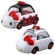 大賀屋 日貨 Hello Kitty 45週年 特別版 小汽車 Tomica 多美 多美小汽車 正版 L00011560