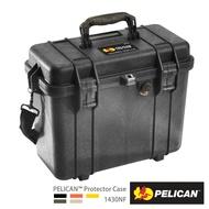 ..  美國 PELICAN 1430 NF 派力肯 塘鵝 防水氣密箱 空箱 不含泡棉 黑色 公司貨