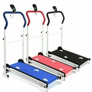 [NEW DESIGN] HOME INDOOR FITNESS MINI & FOLDABLE TREADMILL DESIGN B