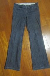 二手 少穿 Banana Republic 女生 美國品牌 香蕉共和國 直筒 牛仔褲