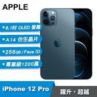 【Apple 蘋果】iPhone 12 Pro 256GB 智慧型手機 太平洋藍色