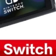 任天堂  Nintendo   Switch  主機 +遊戲片1片  (預購免運費)