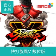 【IMAGE   自動發貨】PC 快打旋風5 Street Fighter V Steam數位版