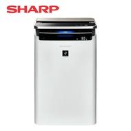 [SHARP 夏普]23坪水活力空氣清淨機 KI-J100T-W【✯限時10%點數回饋✯】【加贈 奇美14吋DC立扇 DF-14G0ST】