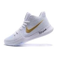 代購 NIKE Kyrie Irving 3 KI3 厄文3代 籃球鞋 運動鞋 白 金 男款 US7-12