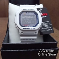 Casio G SHOCK GWX-5600C-7JF (Japan SET) Lipan Bara Putih 100% ORIGINAL
