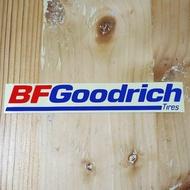 Sticker / Sticker Bfgoodrich 2 | Stiker / Sticker BFGOODRICH 2