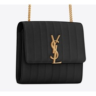 YSL 554125 VICKY CHAIN WALLET WOC 肩背包