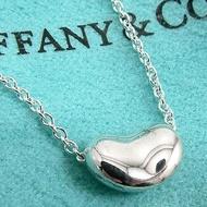 Tiffany 蒂芬妮 小碗豆 淚珠 相思豆純銀手環