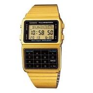 Casio นาฬิกาผู้ชาย สายสแตนเลส รุ่น DBC-611G-1DF ( สีทอง )