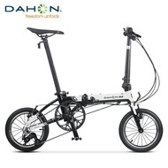 【Hot style】 dahon folding bicycle K3 ultra-light 14 inch variable speed KAA433