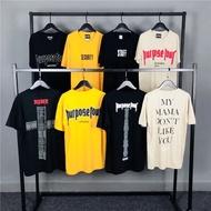 (全新預購)Purpose tour Team Bieber H&M小賈斯㓅 限定款 短袖T恤 purpose tour