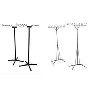 planter pot◙ↂclothes hanging bamboo stand # drying rack 7ft Aluminium pole