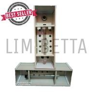 Gutter FILTER 40cm / AQUARIUM Gutter BOX / AQUARIUM FILTER